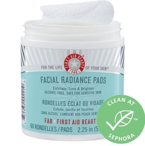 NWT First Aid Beauty Facial Radiance Pads